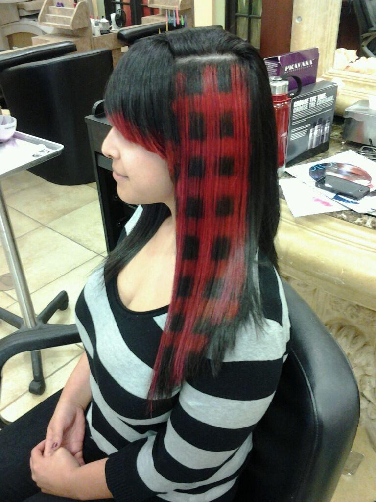my fav hair color design | Monica Paul Hair & Make-Up | Pinterest ...