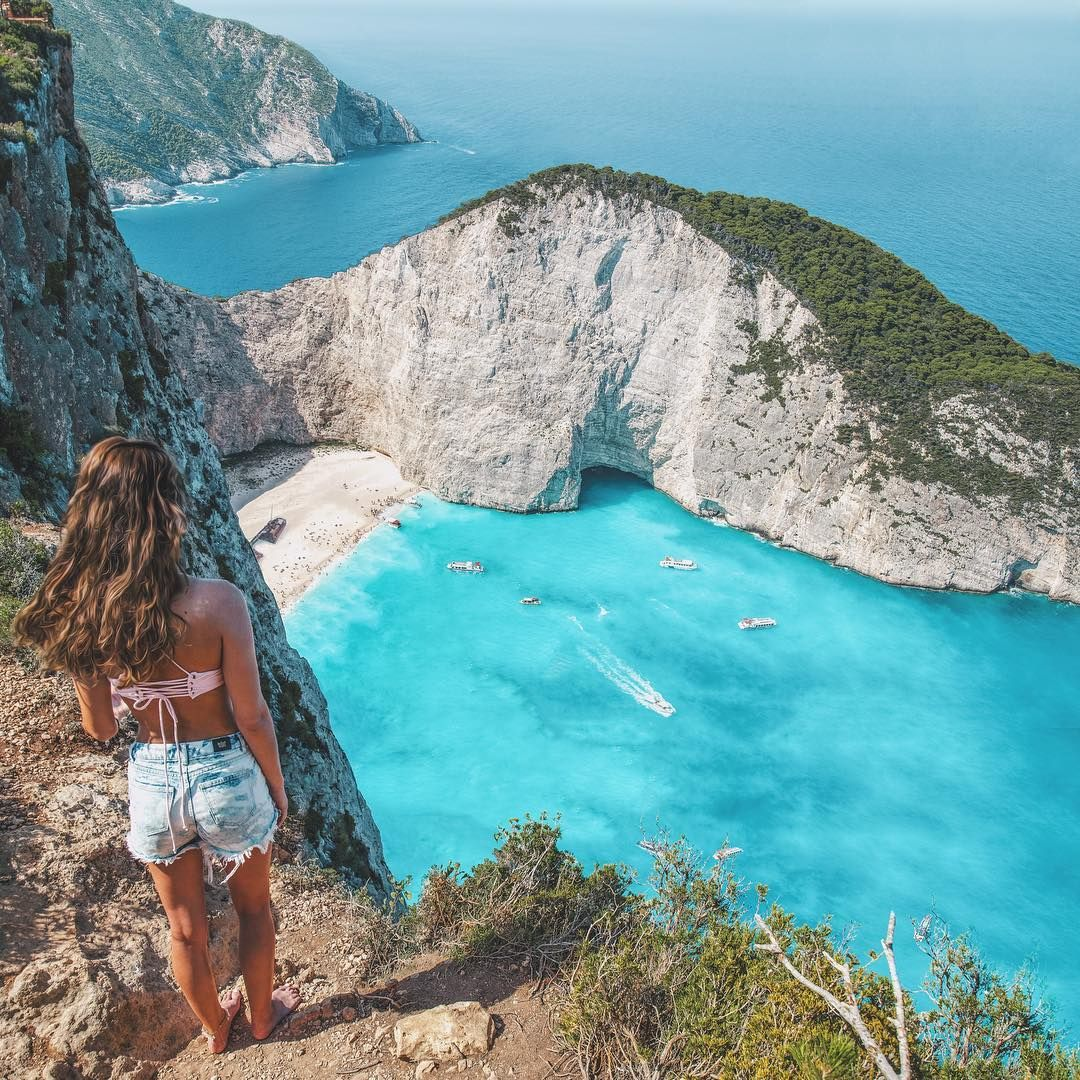 Most Beautiful Places Zakynthos: Navagio Zakynthos Greece