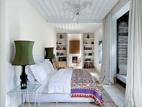 Marokkaanse slaapkamers van Riad Mena | HOME | Pinterest - Marokko ...