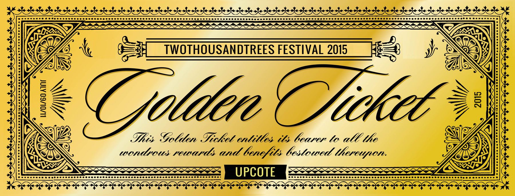 Golden ticket info 2000trees music festival 7th 9th of july golden ticket info 2000trees music festival 7th 9th of july pronofoot35fo Images