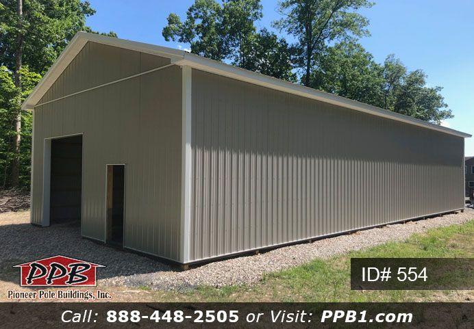 """Best Pole Building Dimensions 30' W X 70' L X 14' 4"""" H Id 400 x 300"""
