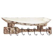 Rowboat Wall Rack