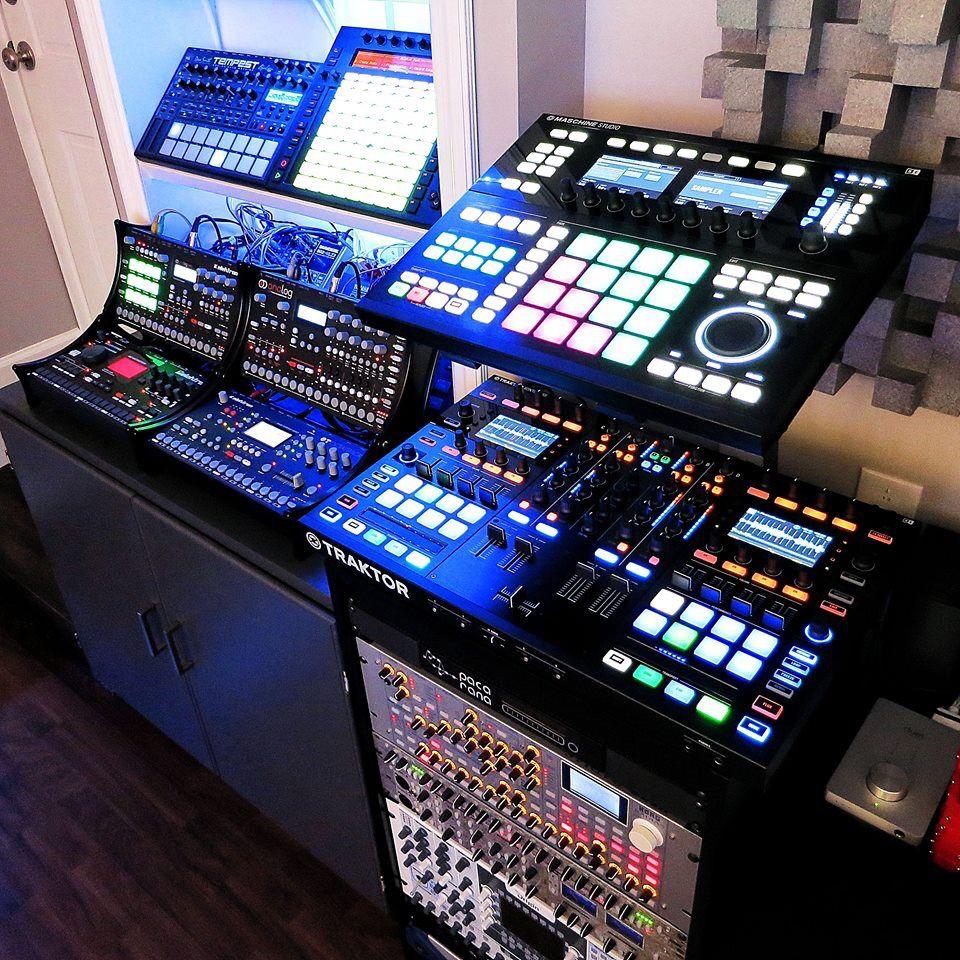 Dream production set up hip hop instrumentals updated for House music set