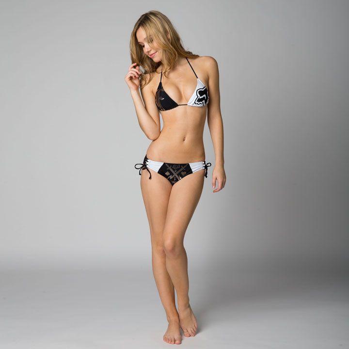 bc40ff429df38 Fox Racing - Swim Looks | endless summer... | Bikinis, Alexis ren ...