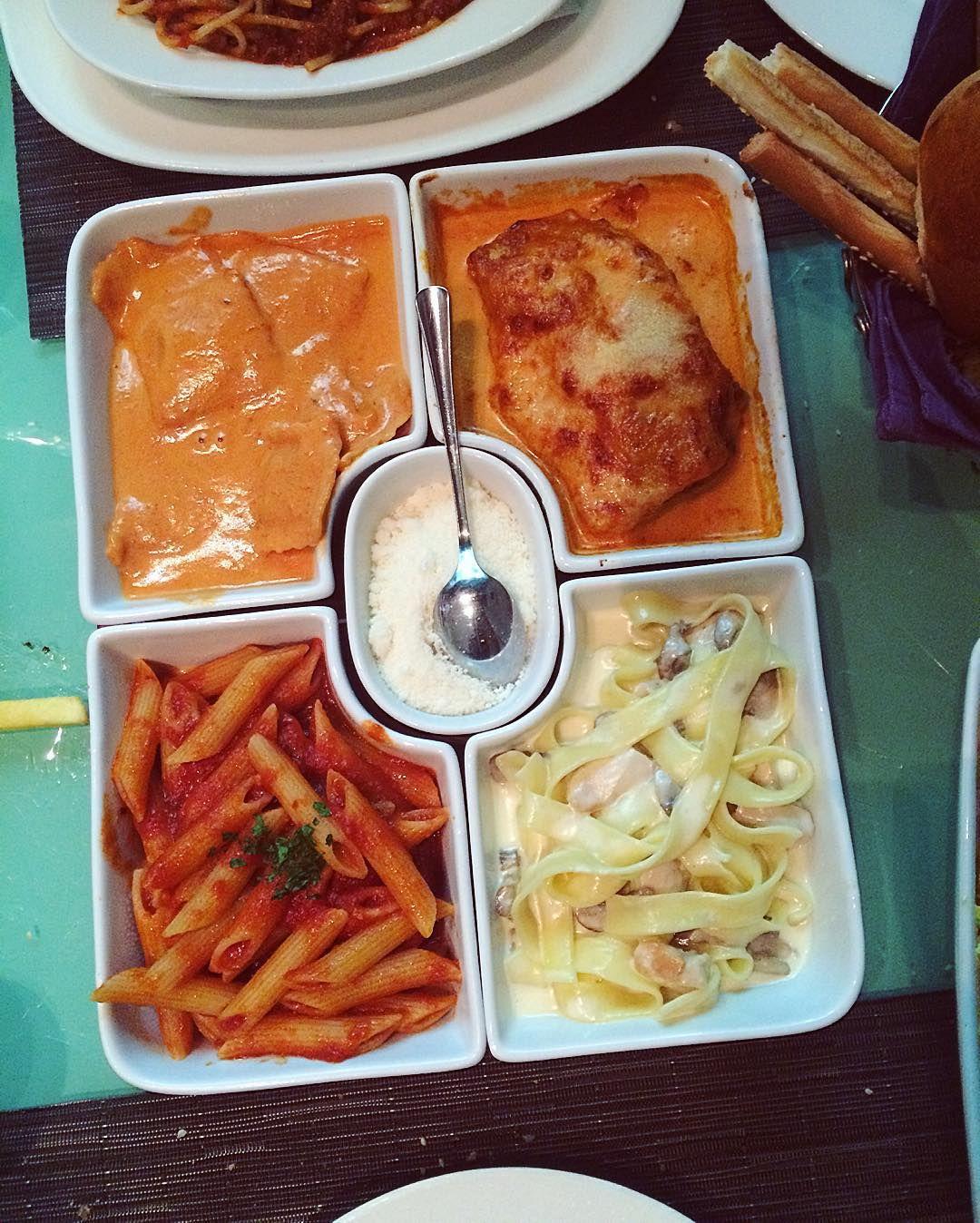 ساره الخراشي On Instagram الايطالي والشامي من احب انواع الاكل بالنسبة لي ويجي بعدهم على طول السي فود وانت Food Breakfast Instagram Posts