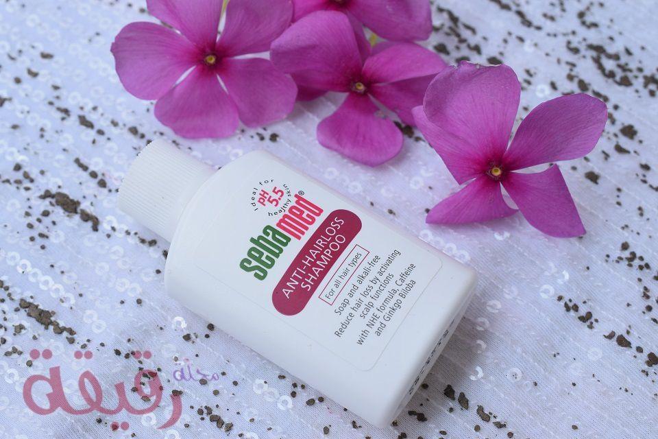 شامبو سيباميد للشعر الجاف والمصبوغ والمتساقط بالتفصيل وسعره Shampoo Bottle Hair Care Shampoo