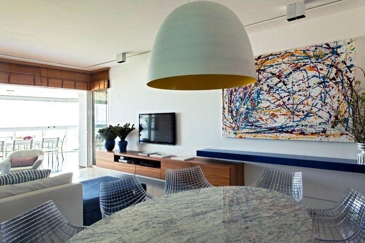 Salas de jantar: ideias para decorar o ambiente