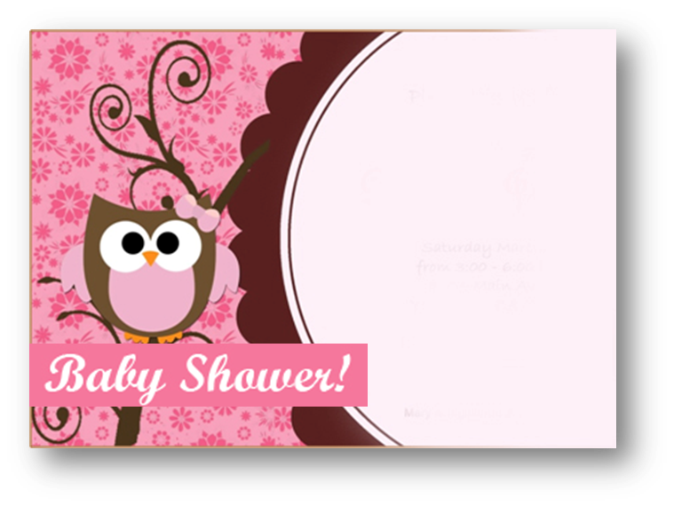 INVITACION PERSONALIZADA Baby shower buho Baby shower invitaciones Etiquetas baby shower