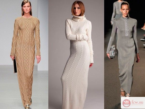 623b051c817aa57 фото трикотажные платья в пол фото онлайн | вязание | Трикотажное ...