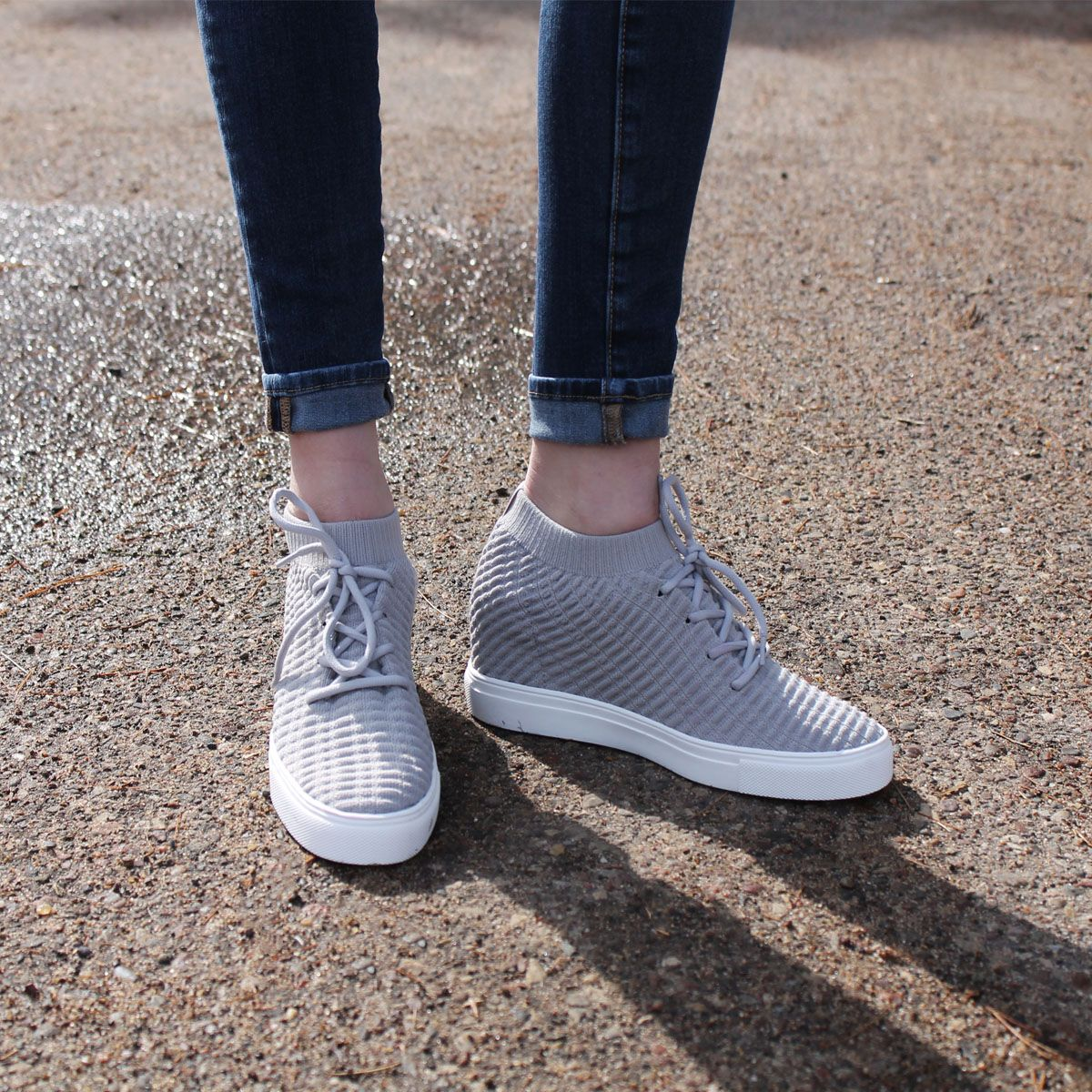 e9d1a0c359c This hidden wedge sneaker is part hip-hop and part rock  n  roll  sneakers   stevemadden