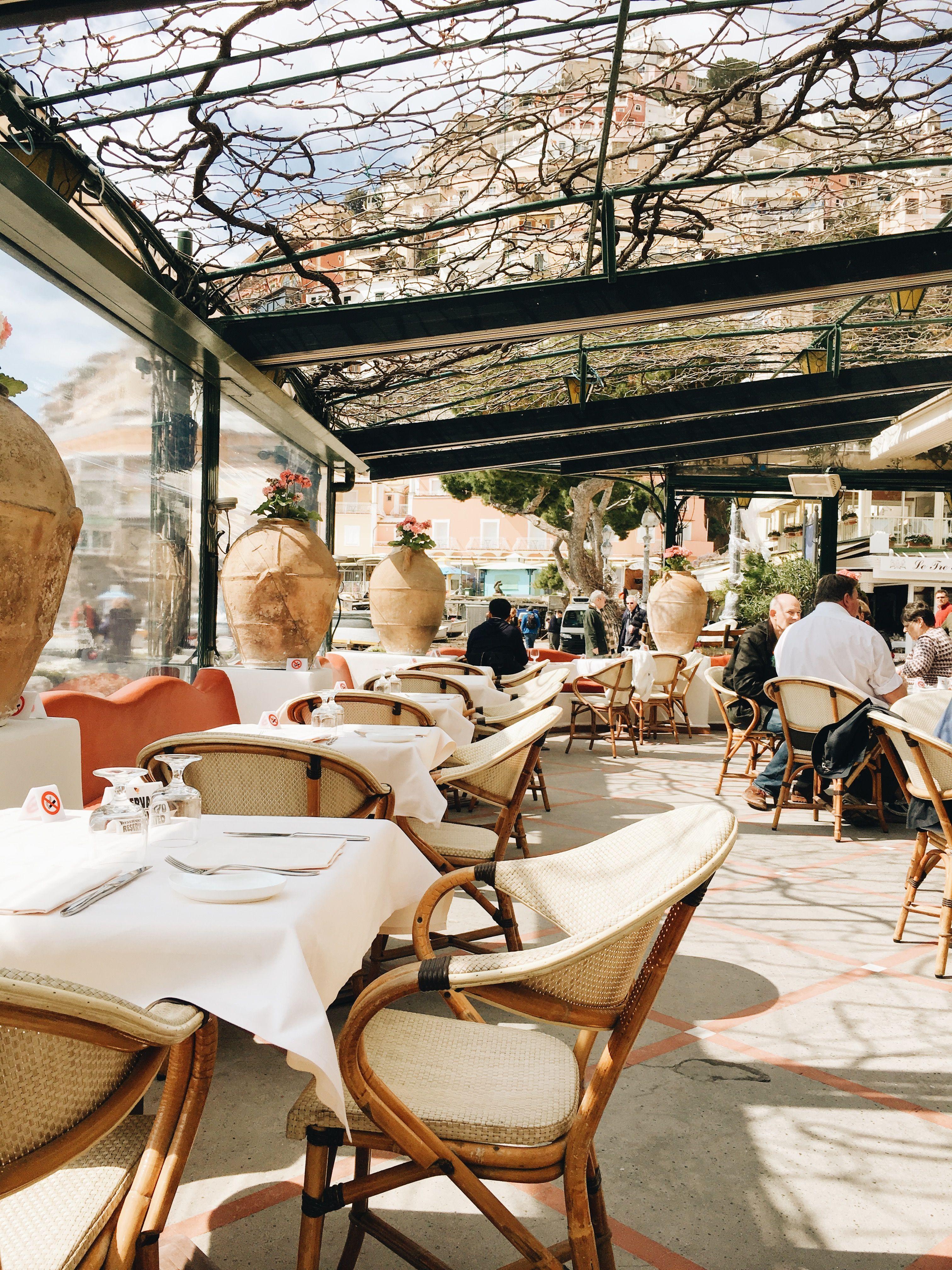 Positano, Italy, ristorante la pergola, Amalfi Coast