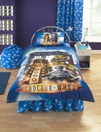 1000  images about Doctor Who Bed Sets on Pinterest   Single duvet cover  Dr  who and Small beds. 1000  images about Doctor Who Bed Sets on Pinterest   Single duvet