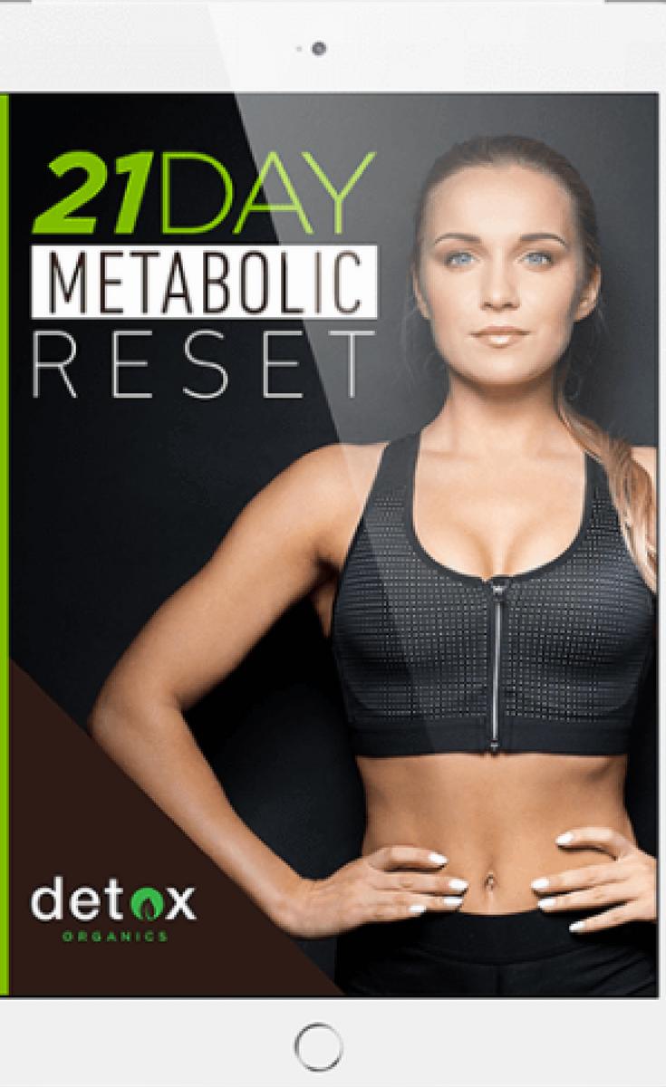 This is a guide to help you reset your metabolism #detox #weightloss  #detoxorganics #DietSupplements #JuiceDetoxDandelionRootTea