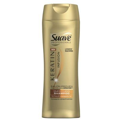 Suave Professionals Keratin Infusion Smoothing Shampoo 12 6 Fl Oz Smoothing Shampoos Suave Shampoo Keratin Shampoo