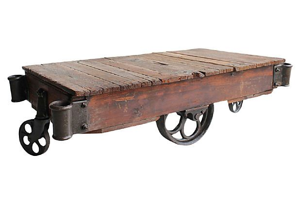 Industrial Coffee Table Cart Coffee Table Coffee Table Industrial Coffee Table