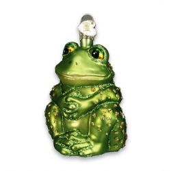 Inspired By An Account Of Frogs Hopping Out Of An Evergreen Destined For A  Home In California, This Article Explores The Delightful Frog Ornaments  Available