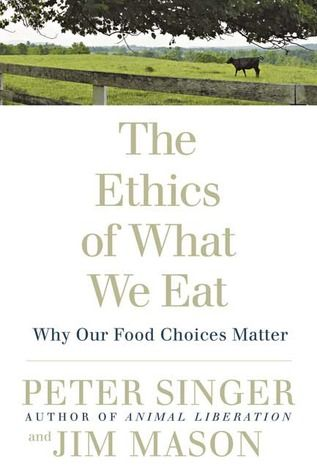 Excellent, excellent book, examining our food choices. Must read. #vegetarian #vegan