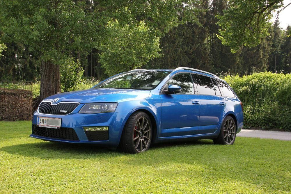 Mike S Octavia Rs Combi Eibach Pro Kit Verbaut Forums Page 8 Overclockers At Sparco Assetto Gara