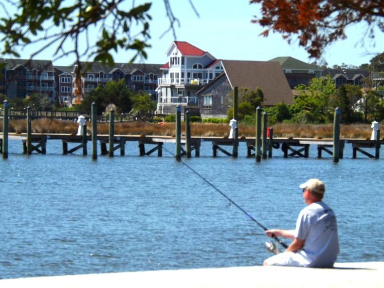 Plan Your Trip To The Outer Banks Roanoke Island Inshore Fishing Plan Your Trip