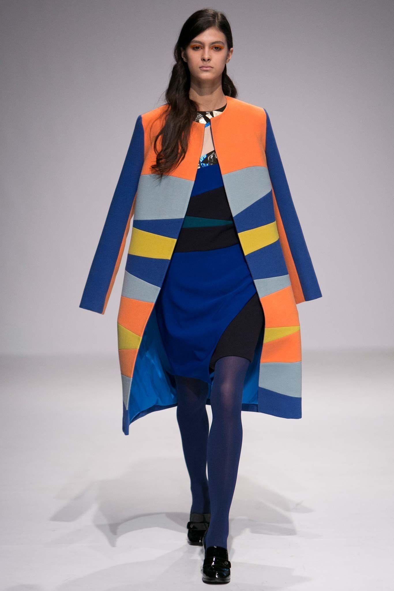 Andreeva Kiev Fall 2015 Fashion Show