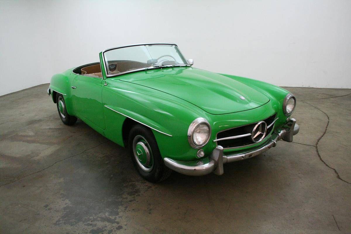 1955 Mercedes Benz 190sl Roadster Cars Cars Cars Pinterest