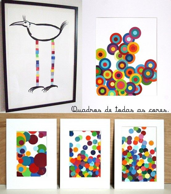 Lojas de tintas, tremei. | Craft, Paint chips and Crafty