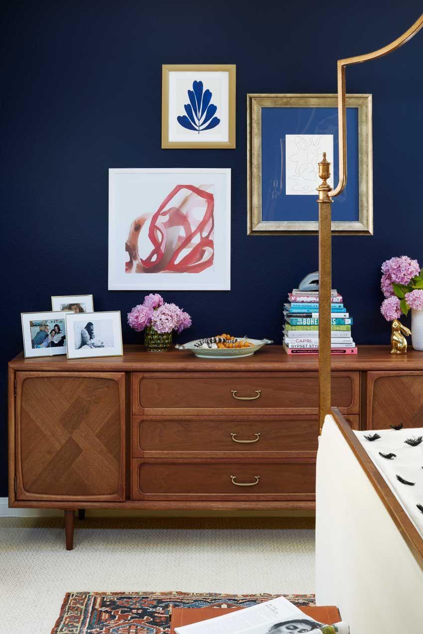 Superieur Master Bedroom Credenza Vignette In This Bel Air Home On Design*Sponge