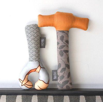 Bondville: Fede handcrafted soft toys