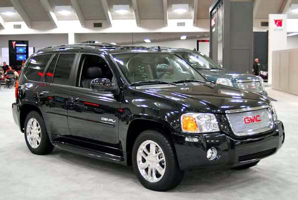 Gmc Envoy Denali Photos News Reviews Specs Car Listings Gmc Envoy Denali Gmc Envoy Gmc