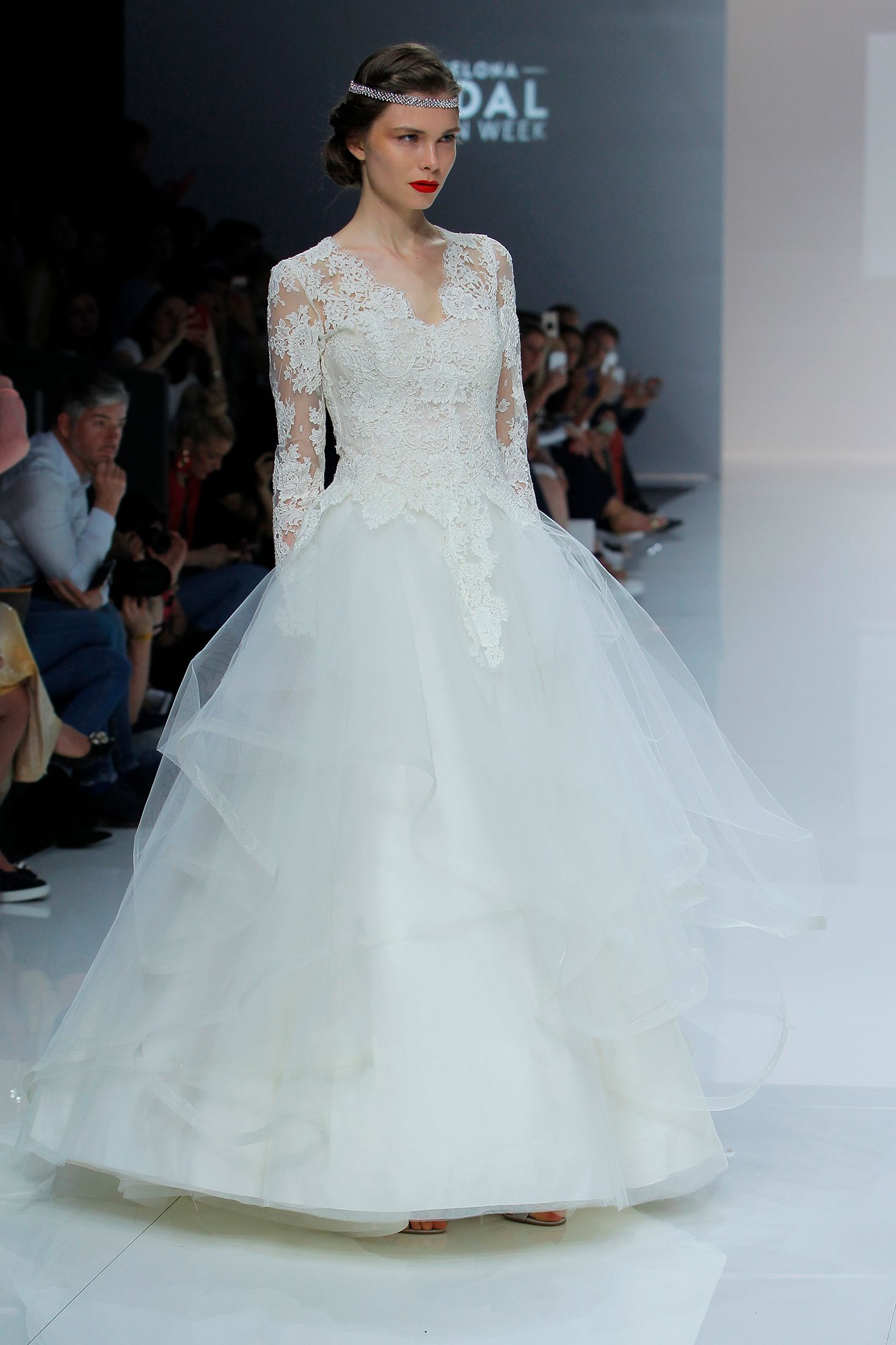 Vestido de Novia de Cymbeline - CY 079 #wedding #bodas #boda ...