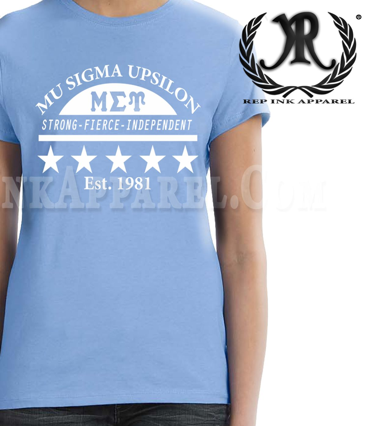 Mu Sigma Upsilon (MSU) Hoodie 1981Check out all of our designs and organizations at repinkapparel.com