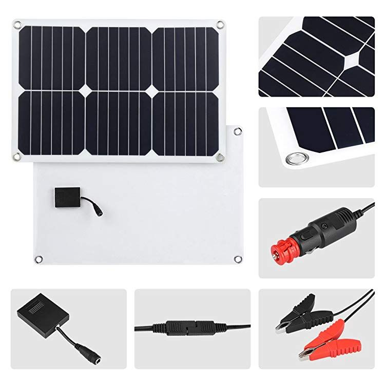 Pin On Solar Power Camping Products