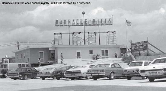 Barnacle Bills Surf City 1950s Topsail Island Surf City Surf City Nc