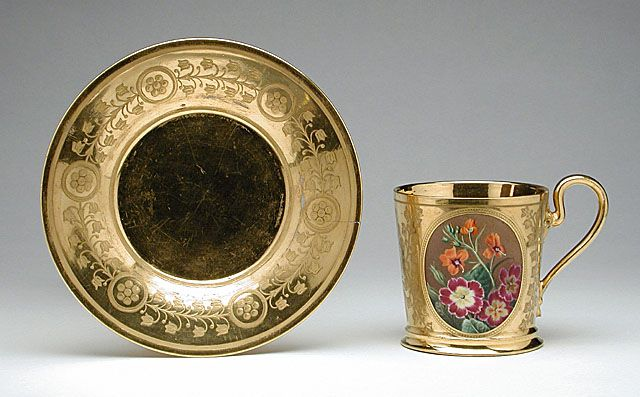 Cup, Georgius J. Van Os  1812-1813, LACMA Collections Online