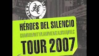 heroes del silencio tour 2007 mexico completo - YouTube