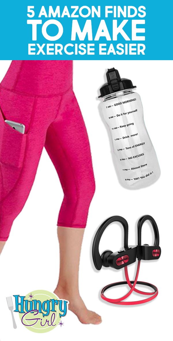 Things We Can't Live Without Exercise Edition Hungry