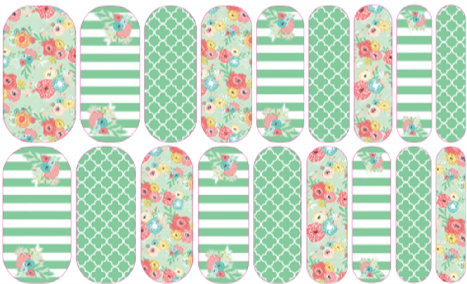 Touch of Green by KayKay   Jamberry