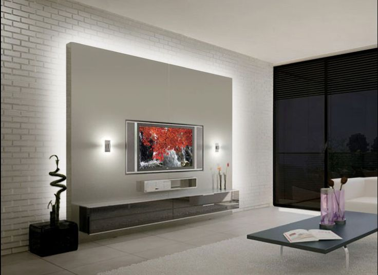 home lighting: 25 led lighting ideas | tv cabinets, consoles and
