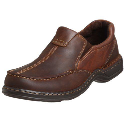 Hush Puppies Men S Sawyer Slip On Brown Leather 11 W Us Hush Puppies Http Www Amazon Com Dp B001eyv1w2 Ref Cm Sw R P Slip On Shoes Stylish Shoes Hush Puppies