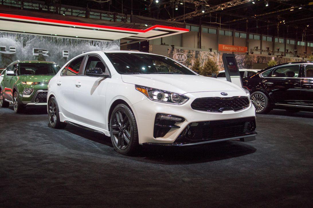 2020 Kia Forte Gt First Drive Di 2020