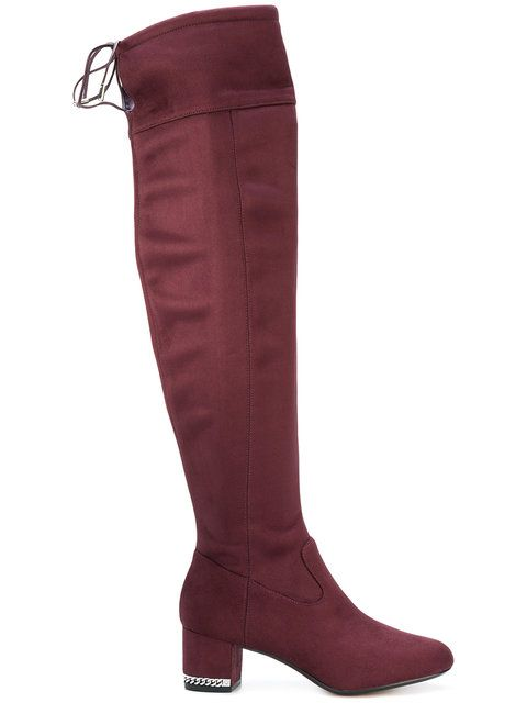 b4eaa3c83bddc MICHAEL MICHAEL KORS Jamie over-the-knee boots.  michaelmichaelkors  shoes