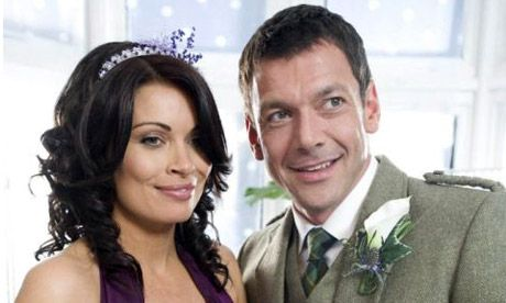 Coronation Street: Carla and Tony's wedding