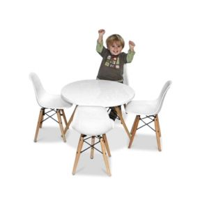 Eames look kinderstoeltje Meubel ideeën, Kindermeubilair