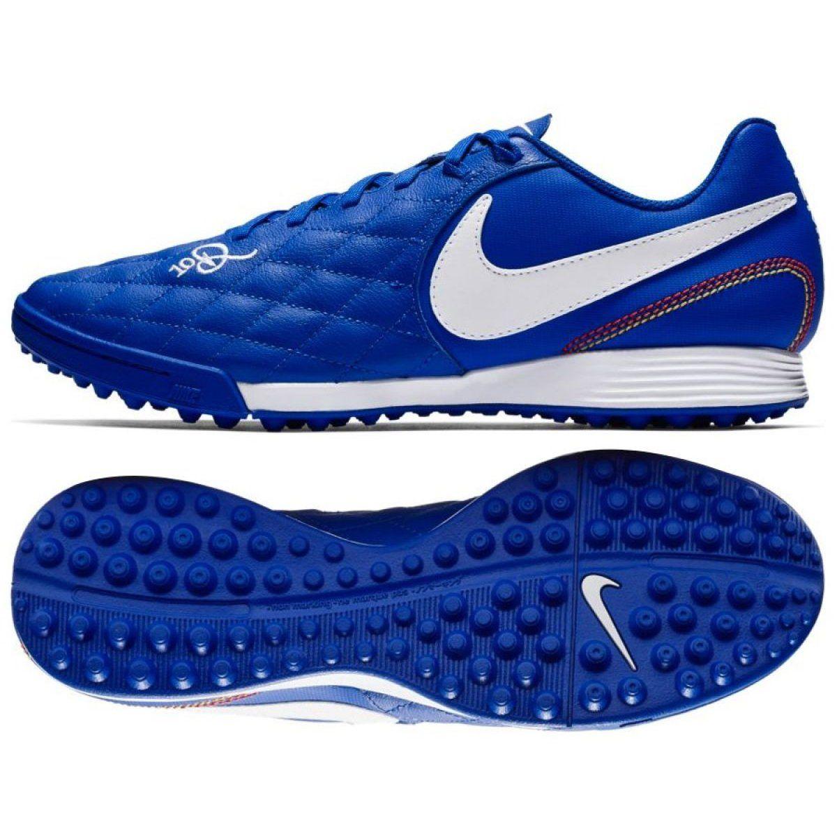 Buty Pilkarskie Nike Tiempo Legend 7 Academy 10r Tf M Aq2218 410 Niebieskie Niebieskie Futebol Saidas