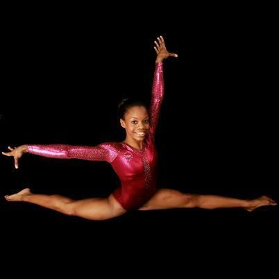 The ONLY Olympian who gave the glory to GOD!!!! Thank you, Gabby!!