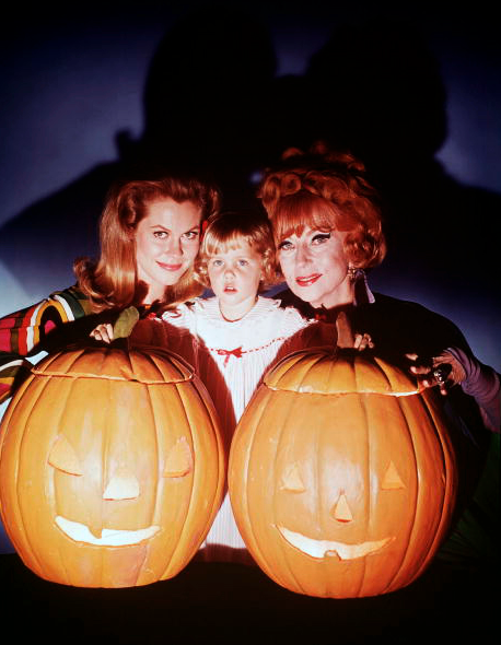 BEWITCHED...SAMANTHA, ENDORA, TABITHA   Television in 2019 ...
