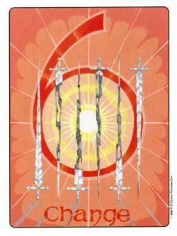 Image result for 6 of swords gill tarot