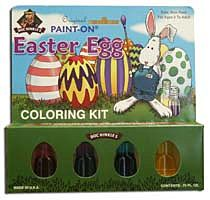 Doc Hinkles PaintOn Easter Egg Coloring Dye Kit Easter