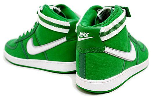 crecimiento federación disfraz  Swagggg | Green sneakers, Nike high tops, Sneakers