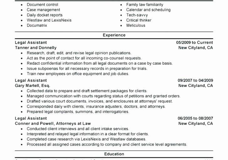 Inspirational attorney resume templates microsoft word